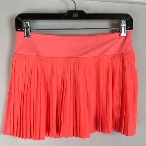 Lululemon Pleat To Street Skirt Skort Tennis Golf